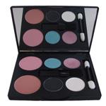 Winter makeup palette
