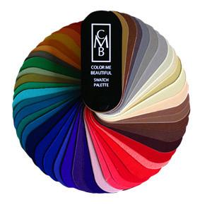 colourmebeautiful spring swatch