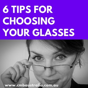 6 Tips for Choosing Glasses to suit your Face