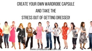 Create Your Own Wardrobe Capsule and take the stress out of getting dressed!