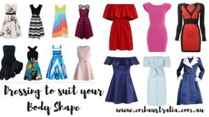 Dressing to Suit Your Body Shape