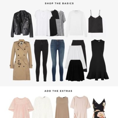 This Goes with That…The Art of Building a Wardrobe Capsule